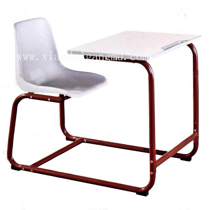 连体艺术桌椅kzy-47