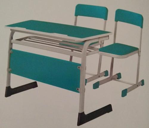 艺术培训双人桌椅kzy-62