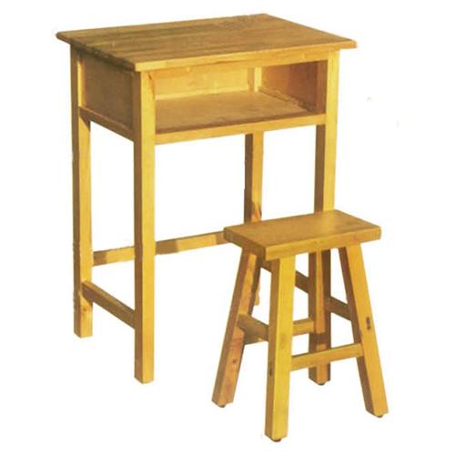 木制课桌凳kzy-73