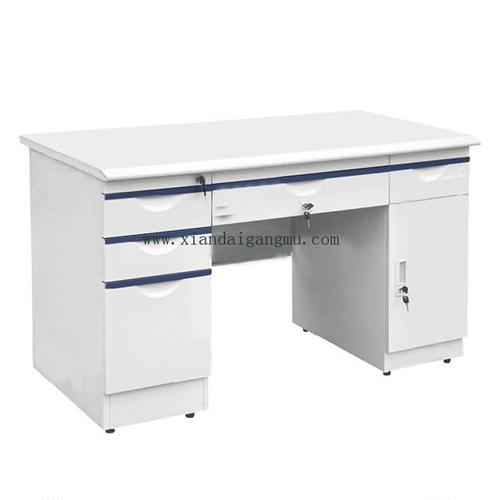 钢制办公桌GZBGZ-01