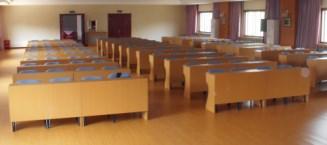 板式学习桌椅(一桌两椅)