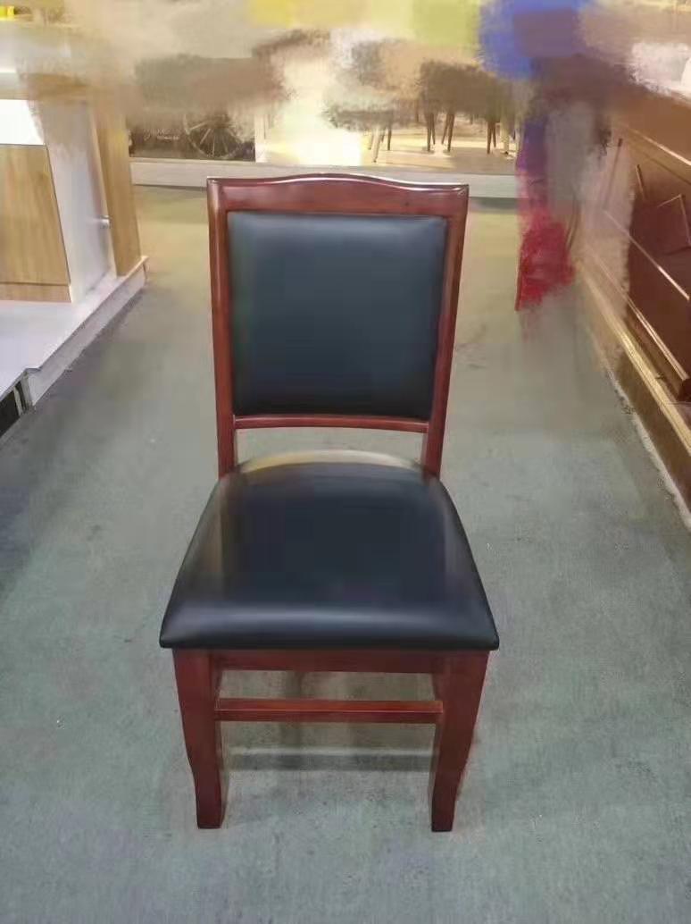 餐桌实木椅子