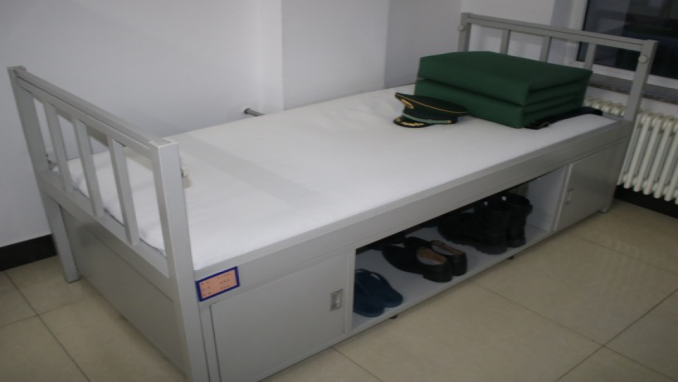 制式单人床JD-010